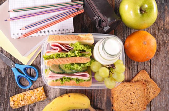 اطباق للأطفال Lunch-10