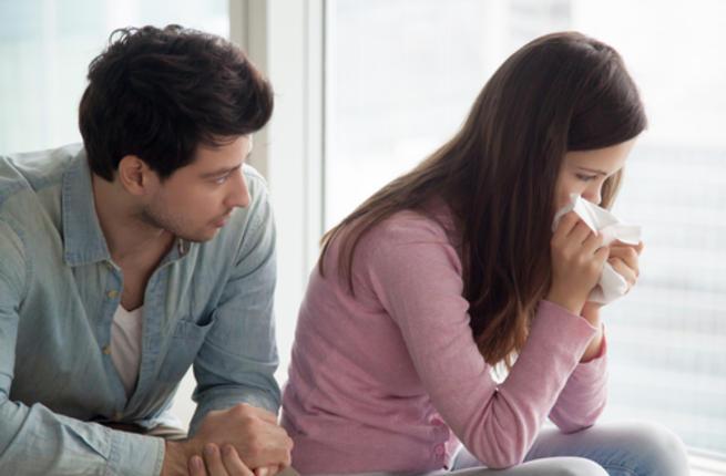 عزيزي الرجل : 4 حلول للتعامل مع الزوجة الحساسة Sensit10