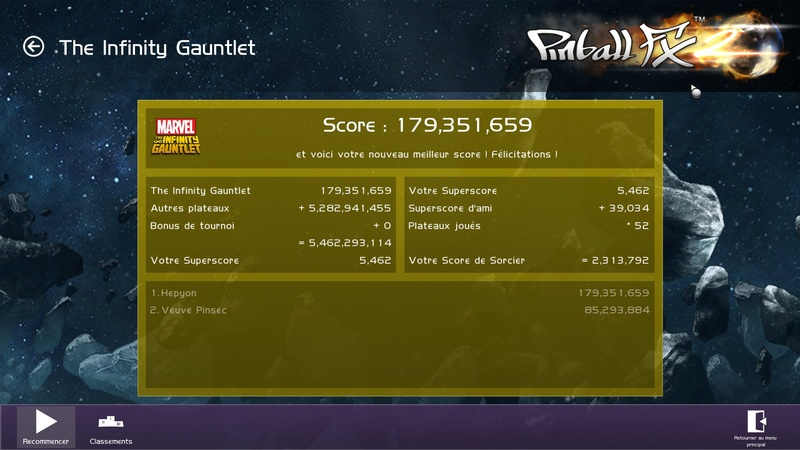 LUP's Club TdM 08.17 : The Infinity Gauntlet 20170812