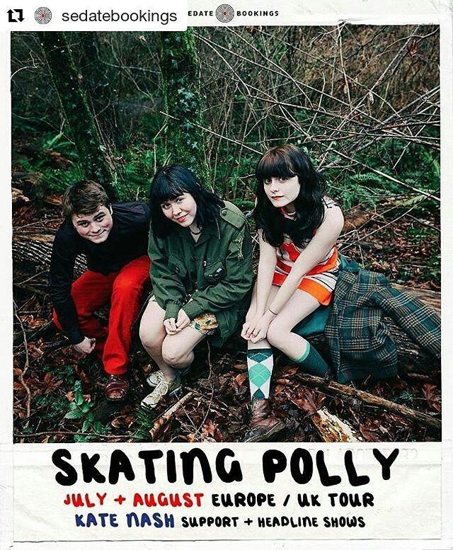 Skating Polly (punk, garaje, riot grrrl, pop, grunge) (Nirvana, Babes in Toyland, Bikini Kill, Regina Spektor, J. Cash) - Página 2 10175910