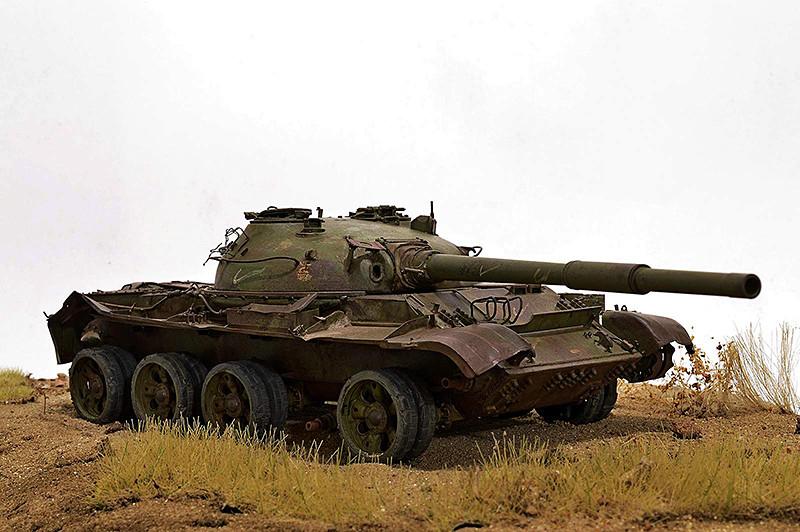 Т-62... ПОЗАБЫТ... ПОЗАБРОШЕН... 00110