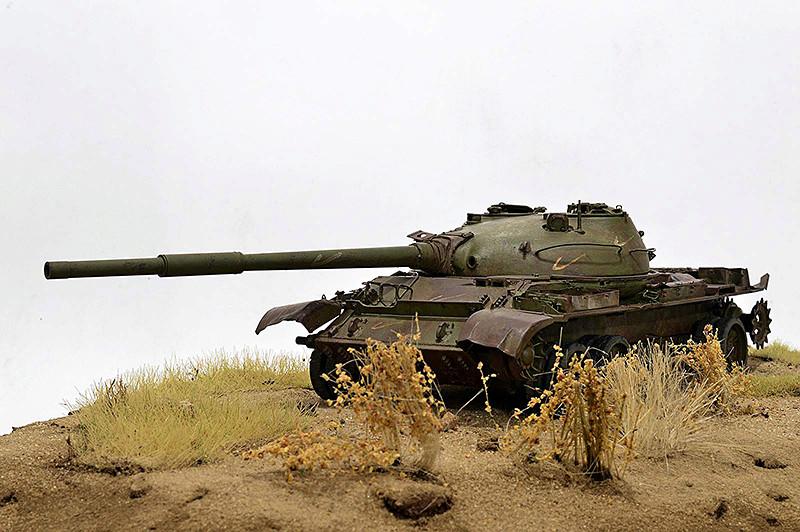 Т-62... ПОЗАБЫТ... ПОЗАБРОШЕН... 00210
