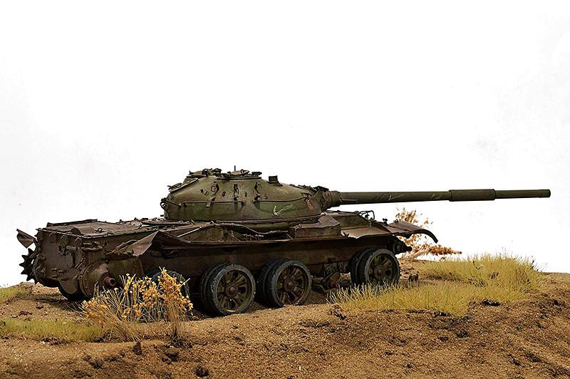 Т-62... ПОЗАБЫТ... ПОЗАБРОШЕН... 00310