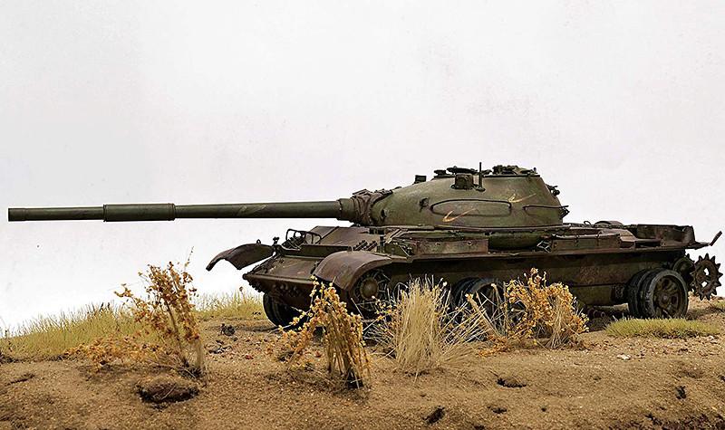 Т-62... ПОЗАБЫТ... ПОЗАБРОШЕН... 00410