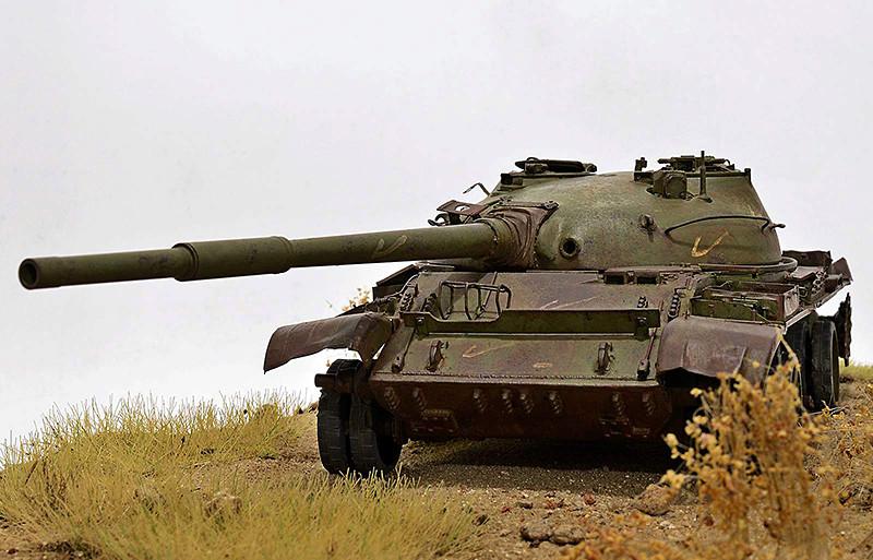 Т-62... ПОЗАБЫТ... ПОЗАБРОШЕН... 00510