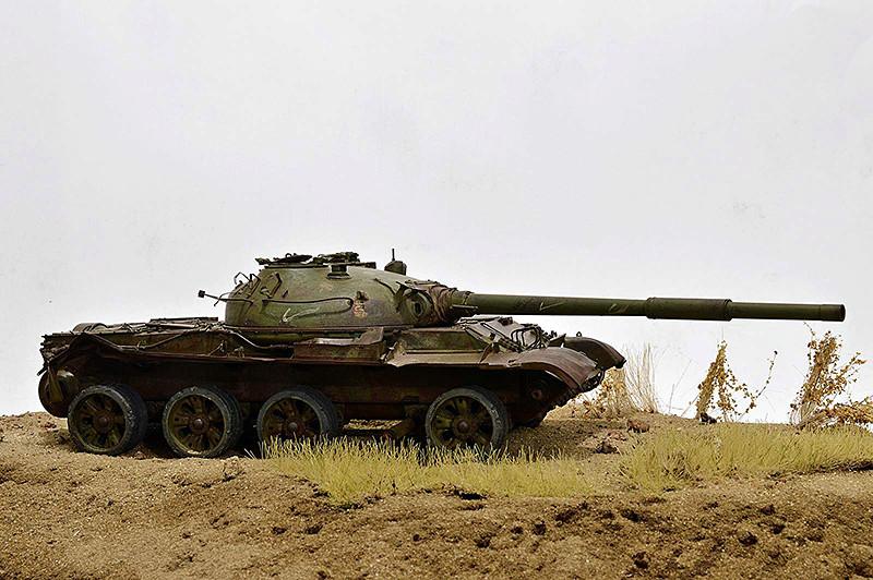 Т-62... ПОЗАБЫТ... ПОЗАБРОШЕН... 00610