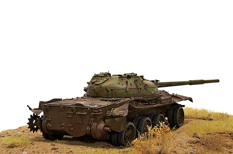 Т-62... ПОЗАБЫТ... ПОЗАБРОШЕН... 00710