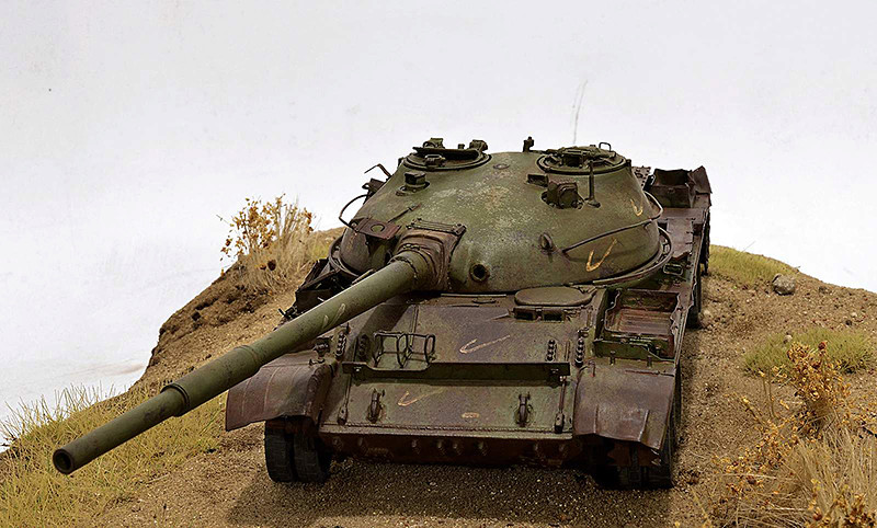 Т-62... ПОЗАБЫТ... ПОЗАБРОШЕН... 00810