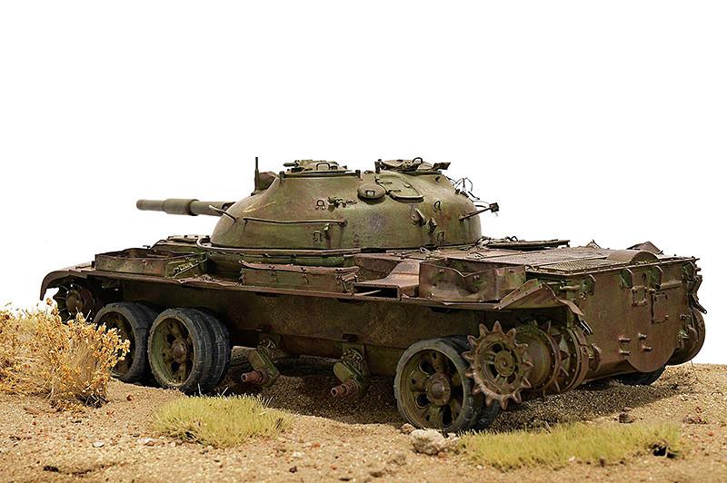 Т-62... ПОЗАБЫТ... ПОЗАБРОШЕН... 00910