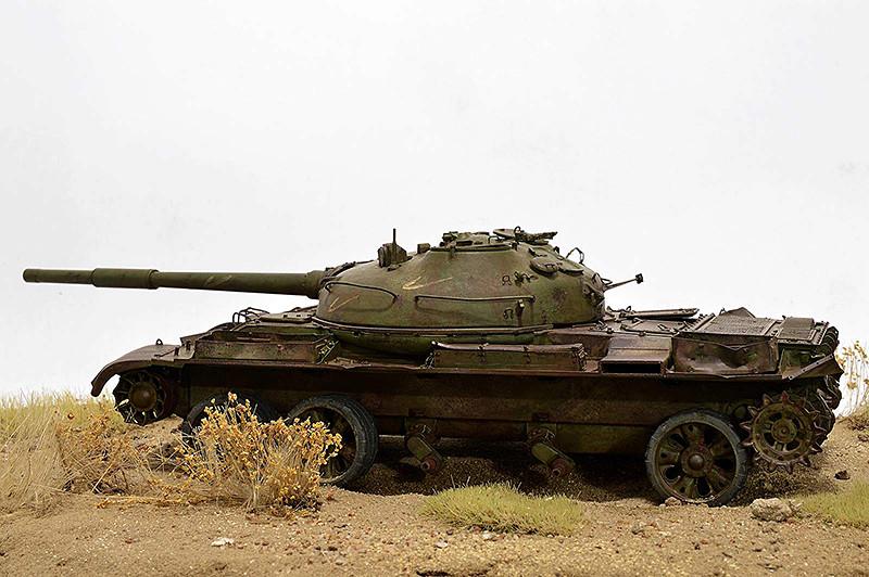Т-62... ПОЗАБЫТ... ПОЗАБРОШЕН... 01110