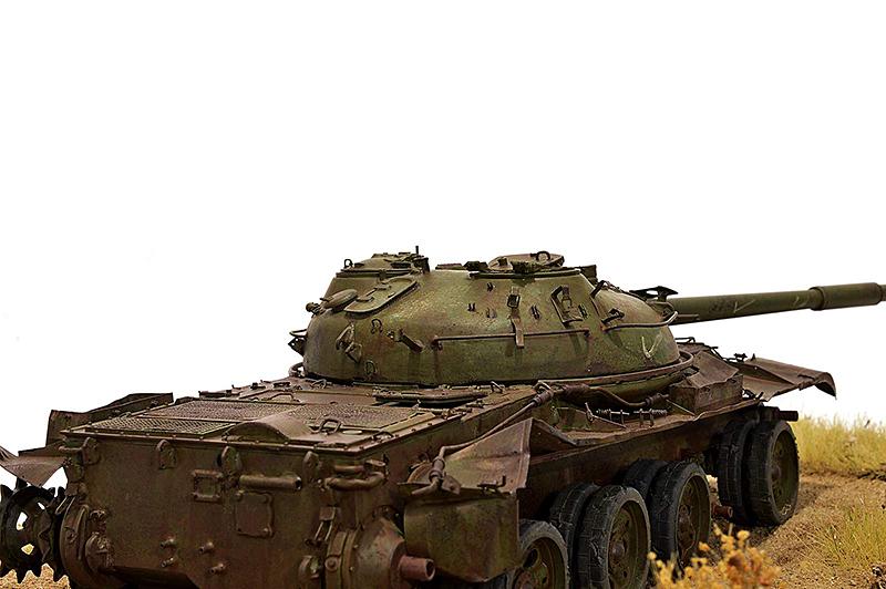 Т-62... ПОЗАБЫТ... ПОЗАБРОШЕН... 01210
