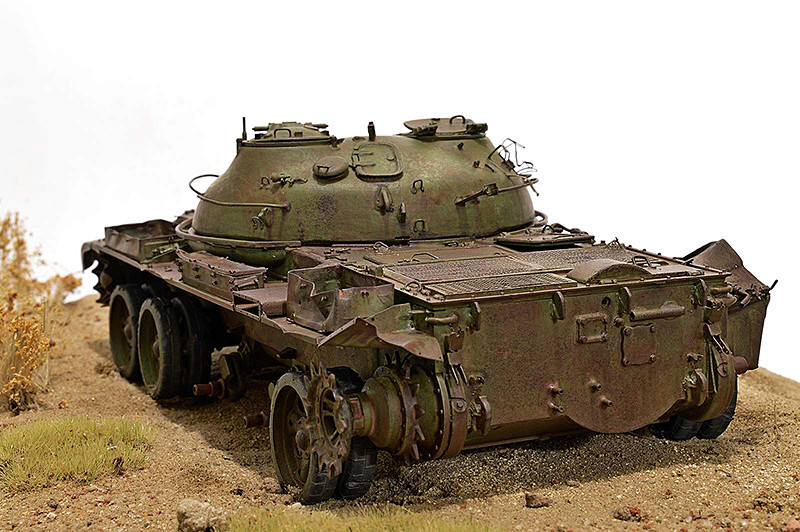 Т-62... ПОЗАБЫТ... ПОЗАБРОШЕН... 01310