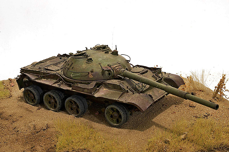 Т-62... ПОЗАБЫТ... ПОЗАБРОШЕН... 01410