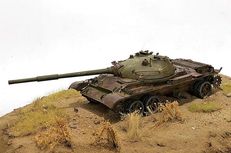 Т-62... ПОЗАБЫТ... ПОЗАБРОШЕН... 01510