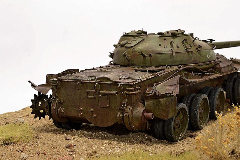 Т-62... ПОЗАБЫТ... ПОЗАБРОШЕН... 01610