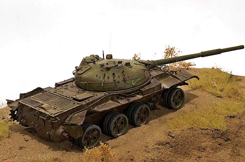 Т-62... ПОЗАБЫТ... ПОЗАБРОШЕН... 01710