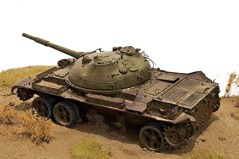 Т-62... ПОЗАБЫТ... ПОЗАБРОШЕН... 01810
