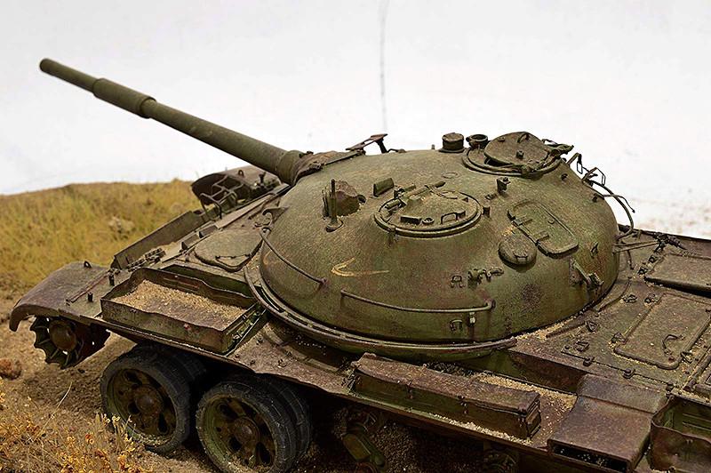Т-62... ПОЗАБЫТ... ПОЗАБРОШЕН... 01910