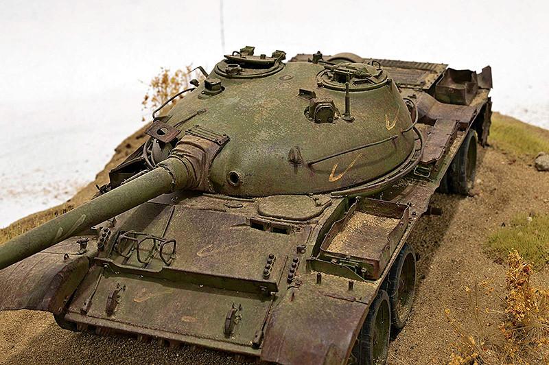 Т-62... ПОЗАБЫТ... ПОЗАБРОШЕН... 02010