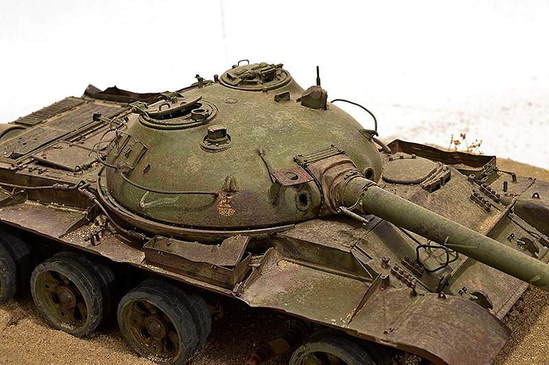 Т-62... ПОЗАБЫТ... ПОЗАБРОШЕН... 02110