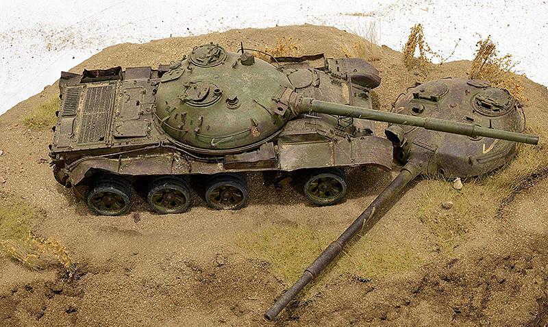Т-62... ПОЗАБЫТ... ПОЗАБРОШЕН... 02210