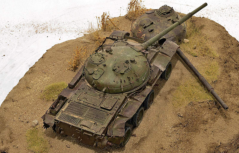 Т-62... ПОЗАБЫТ... ПОЗАБРОШЕН... 02310