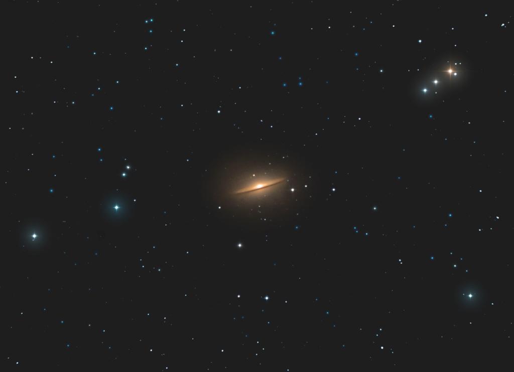 Galáxia do Sombreiro - M104 Final310