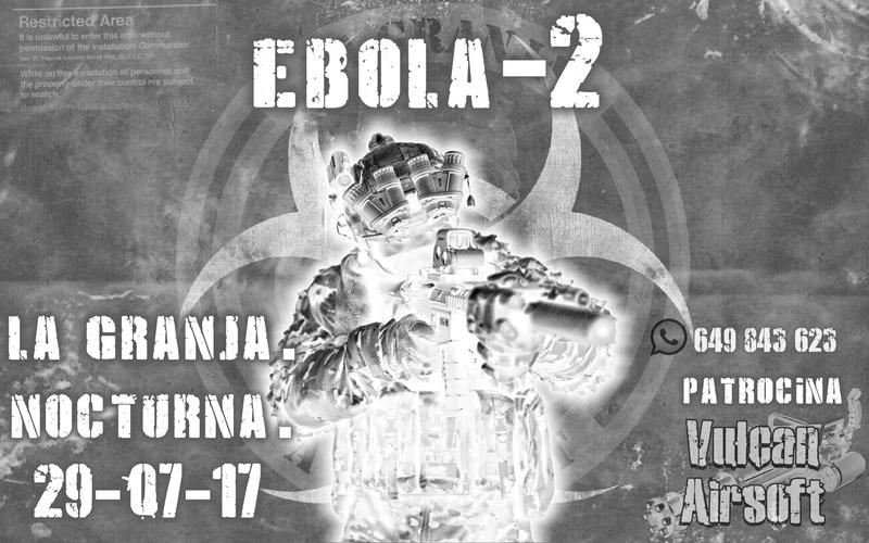 EBOLA-2. NOCTURNA. LA GRANJA. 29-07.17 Ebola-11