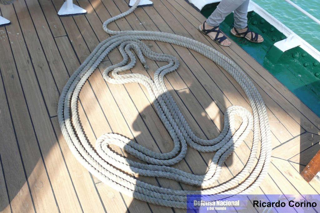 La Fragata Libertad en el puerto de Barcelona. P1170845