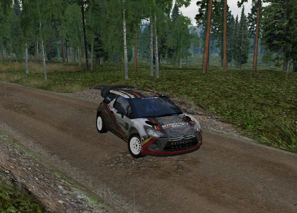 Crónica del Rally de Australia C10