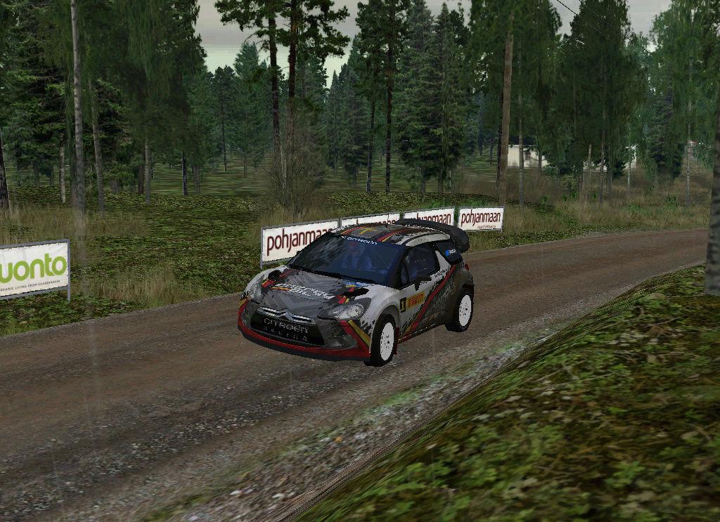Crónica del Rally de Australia X10