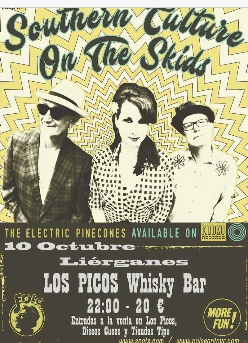 Los Picos Whisky Bar (Liérganes, Cantabria) - Próximos conciertos - Página 13 22135610