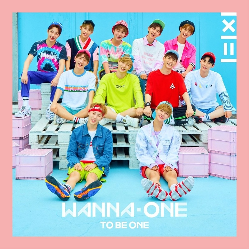 WANNA ONE (워너원) - 1X1=1(TO BE ONE) (1st Mini Album) [DESCARGA] Cover15