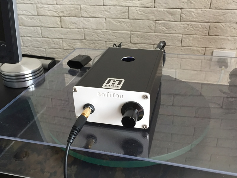 anTiTon enFase hybrid headphone amplifier  Img_0712