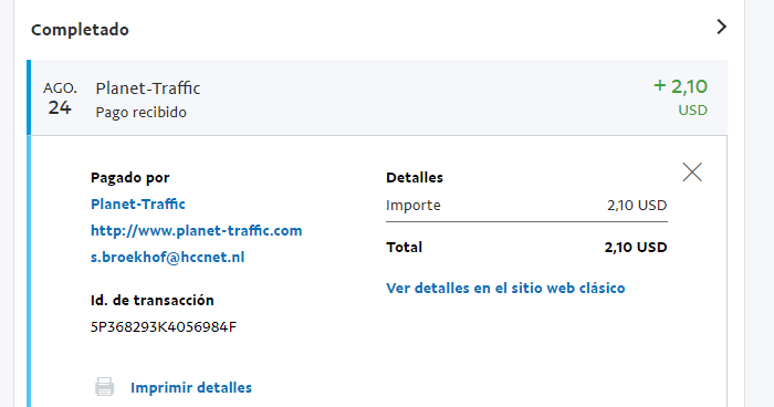 [NoRefback] DONKEY MAILS - MAILS GPT PTC PTP y otras formas - PAGANDO Screen75