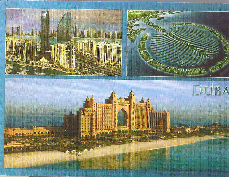 Intercambio postalero - POSTCROSSING VERANO 2017 El Desván - Página 3 Dubai10