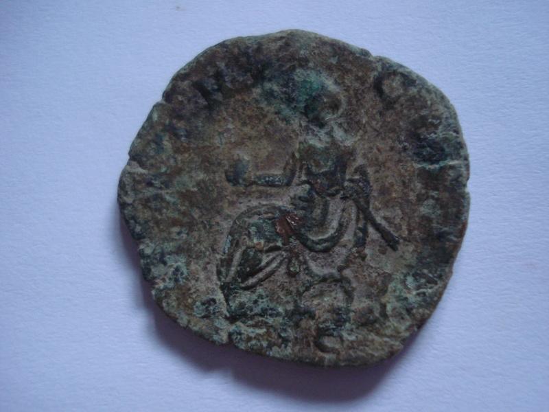 Sestercio de Filipo I El Árabe. P M TR P II COS P P /S C. Emperador sedente Dsc01216