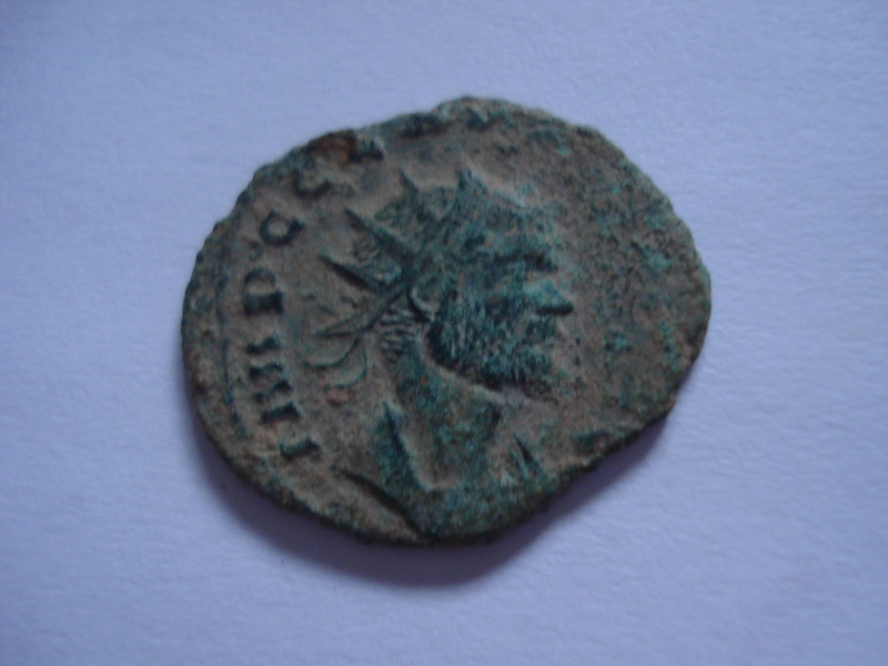 Antoniniano de Claudio II (el Gótico). LIBERT AVG. Roma Dsc01217