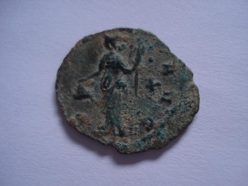 Antoniniano de Claudio II (el Gótico). LIBERT AVG. Roma Dsc01218