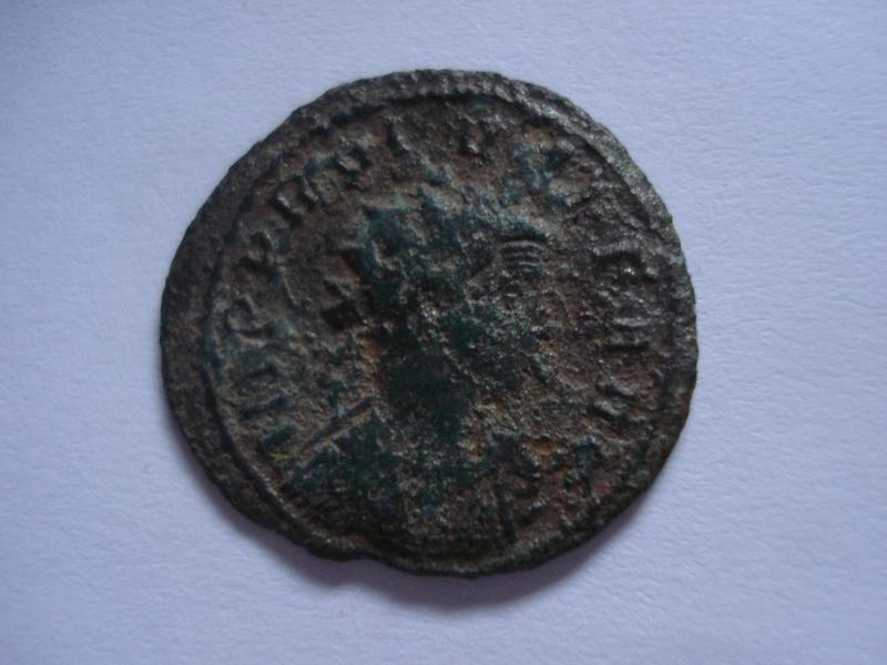 Aureliano de Probo. PAX AVGVSTI. Siscia Dsc01227