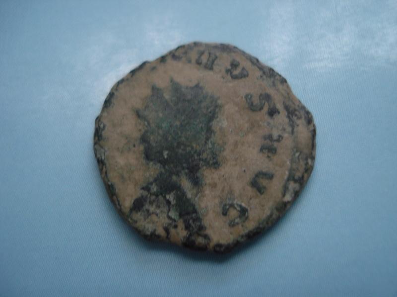 Antoniniano de Galieno. IOVI PROPVGNAT. Roma  Dsc01235