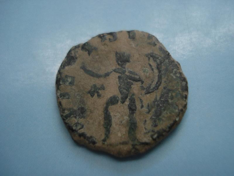 Antoniniano de Galieno. IOVI PROPVGNAT. Roma  Dsc01236