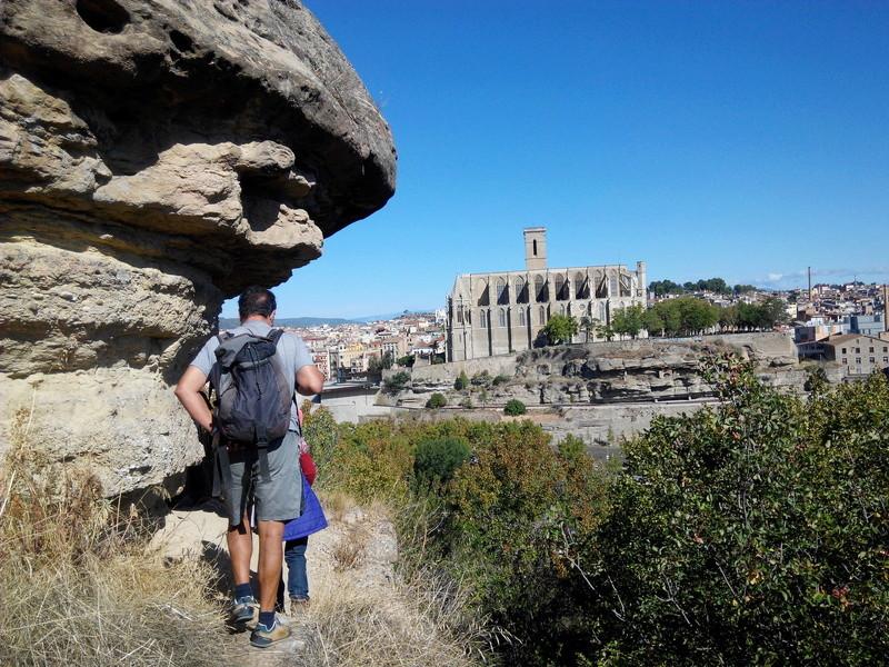 Excursió amb el Professor Josep Maria Mata pels voltants de Manresa. 311