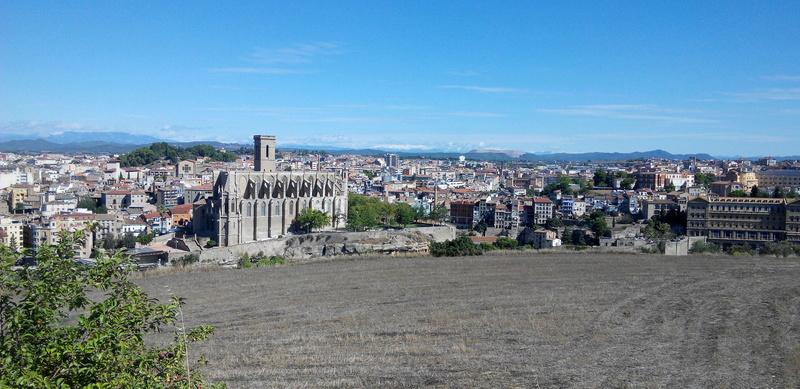 Excursió amb el Professor Josep Maria Mata pels voltants de Manresa. 510