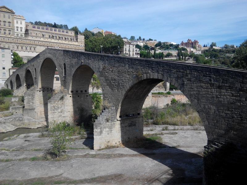Excursió amb el Professor Josep Maria Mata pels voltants de Manresa. 911