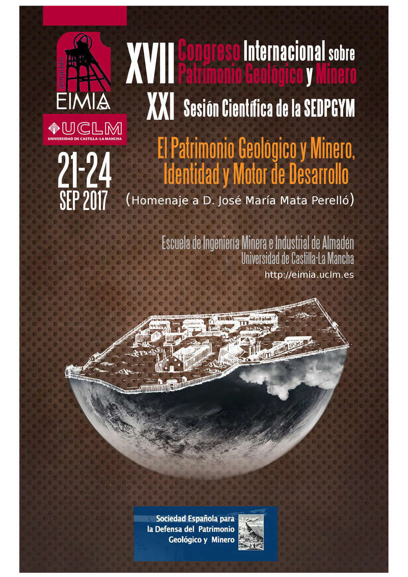 Homenatge de la Sociedad Española para la Defensa del Patrimonio Geológico y Minero (SEDPGYM) a Josep Maria Mata Perelló. Poster10
