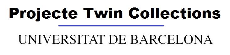 Presentació del Projecte Twin Collections al local social del GMC Proj_t10