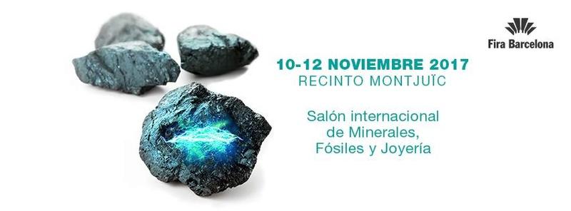 Expominer Barcelona: 10-12 Noviembre de 2017 Expomi10