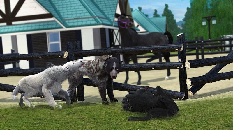 """Between The Worlds farm"" Круговорот коней в природе! - Страница 42 Screen10"