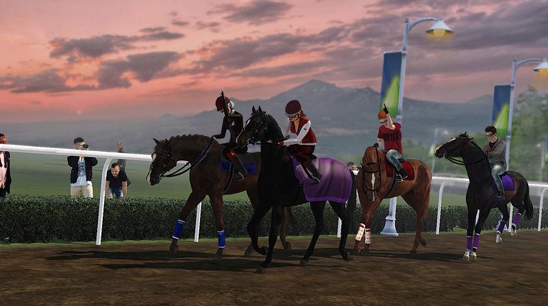 """Between The Worlds farm"" Круговорот коней в природе! - Страница 42 Screen11"